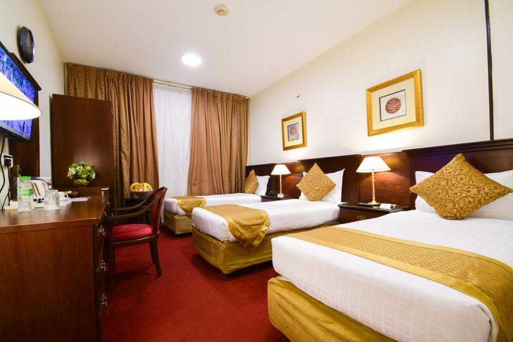 Al Ansar New Palace Hotel