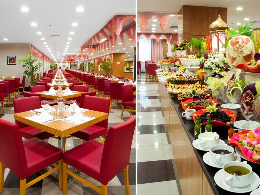 Elaf Bakkah Hotel