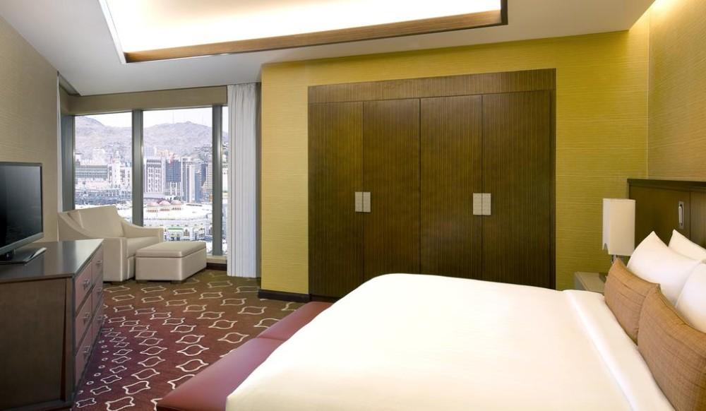 Jabal Omar Marriott Hotel Makkah
