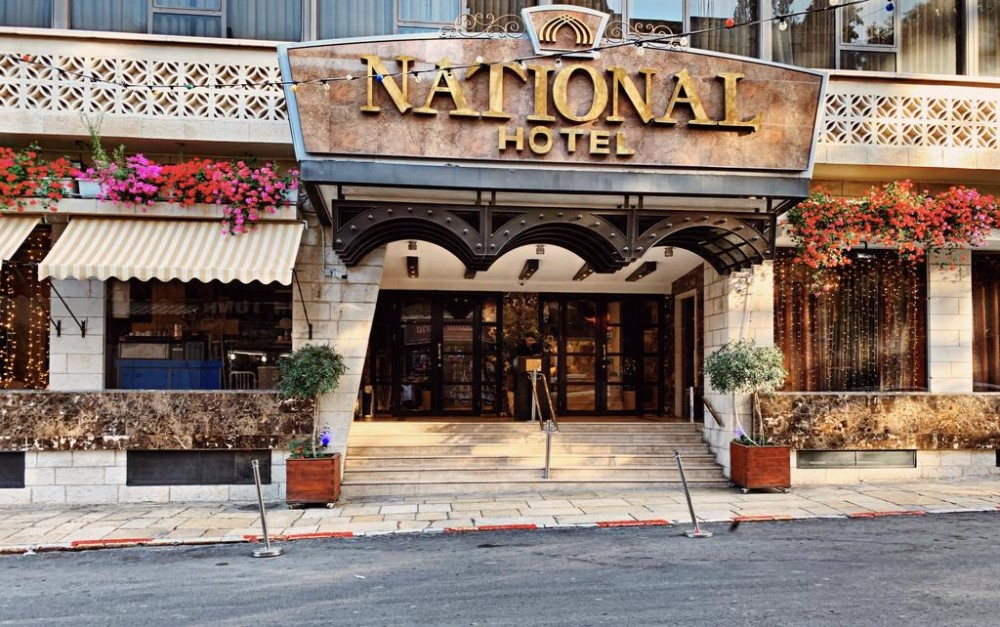 National Hotel - Jerusalem
