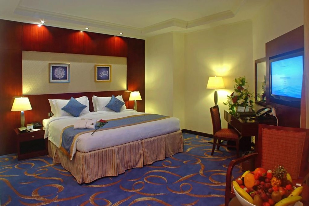 Al Eiman Royal Hotel