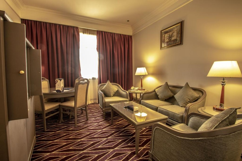 Al Haram Hotel - Al Rawda