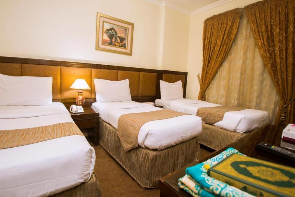Anwar Al Zahraa Hotel