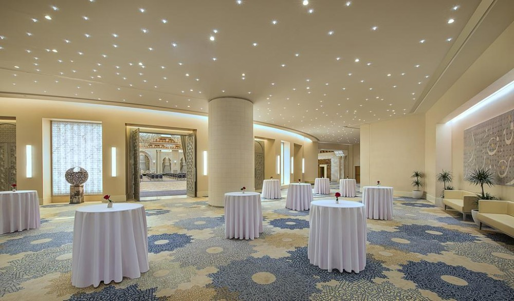 Hilton Makkah Convention Hotel