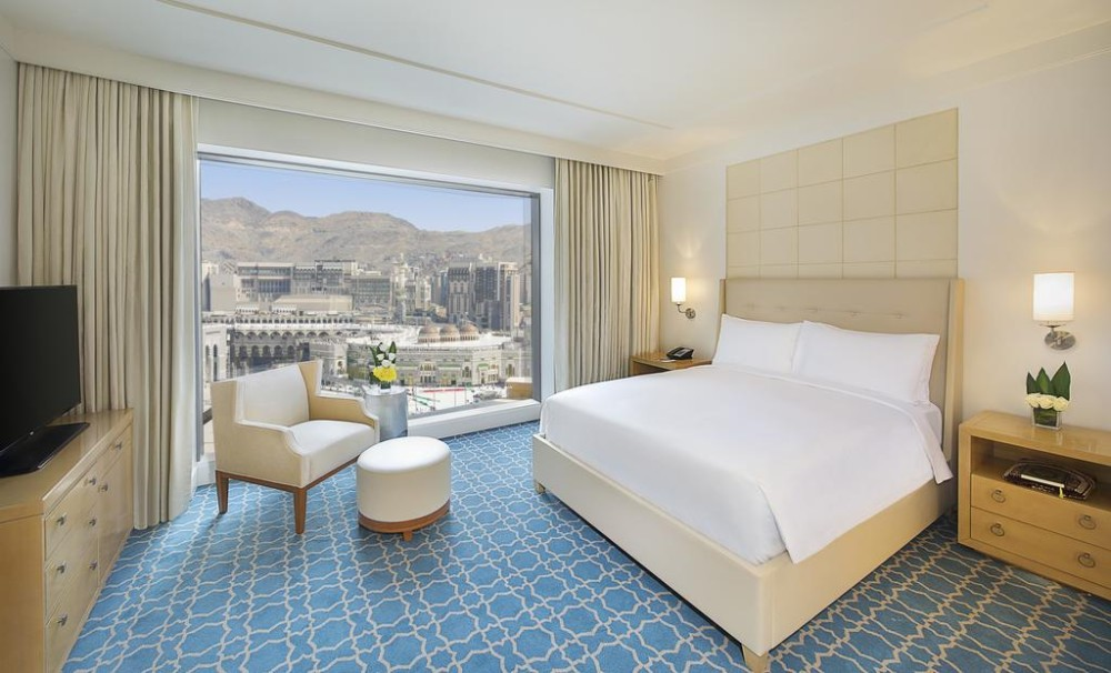 Hilton Makkah Convention Hotel