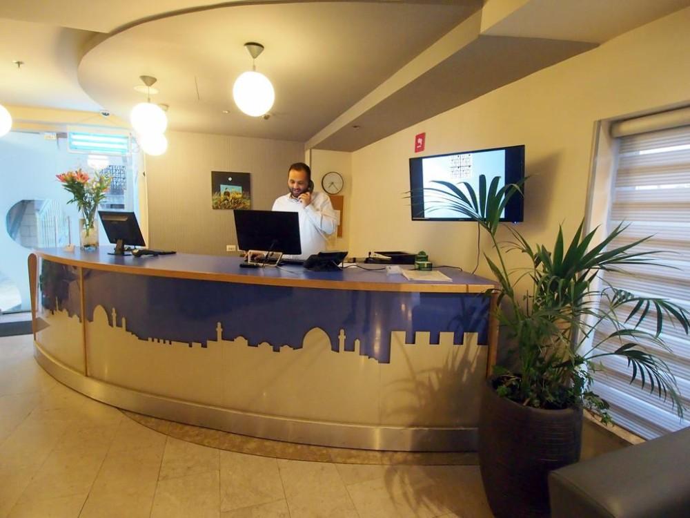 Grand Park Hotel Jerusalem