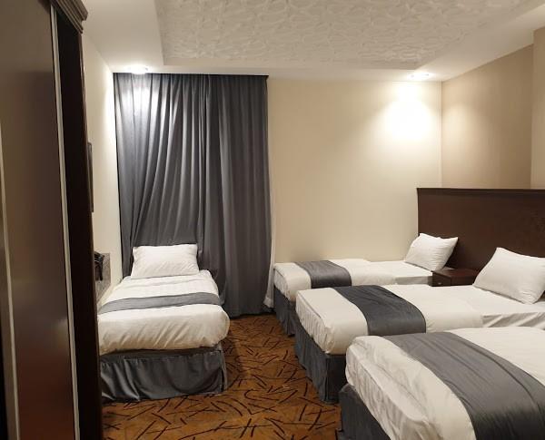 Konya Plaza Hotel Mekke