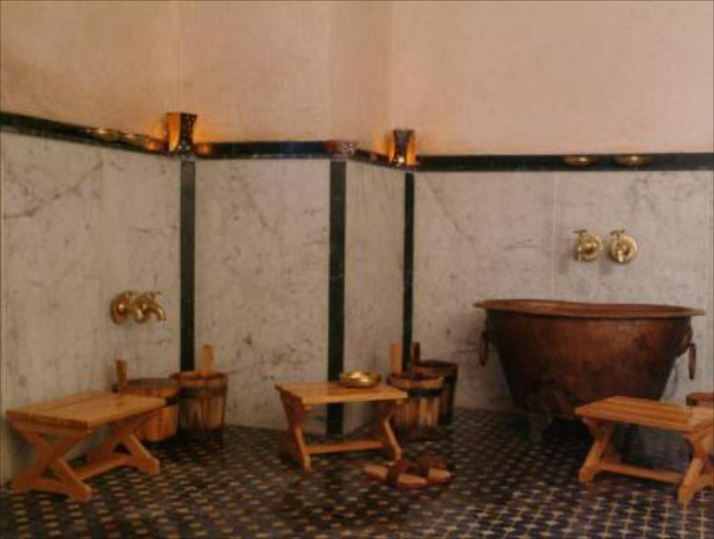 Oum Palace Otel Kasablanka
