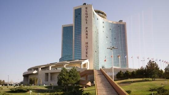 Tabriz El-Goli Pars Hotel