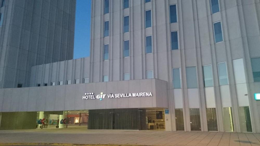 YIT Vía Sevilla Mairena
